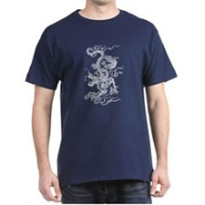 White Dragon T-Shirt