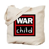 Warchild UK Charity Tote Bag