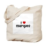 I * Marques Tote Bag