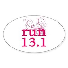 run 13.1 Decal