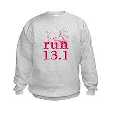 run 13.1 Sweatshirt