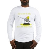 Lemon Death Ray Long Sleeve T-Shirt