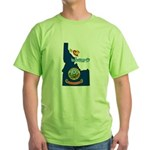 ILY Idaho Green T-Shirt