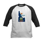 ILY Idaho Kids Baseball Jersey