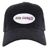 Air Force Zebra mom Baseball Hat