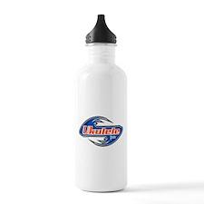 Ukulele Pride Water Bottle