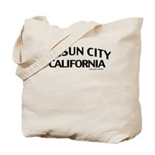 Suisun City Tote Bag