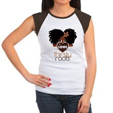 Curly Natural Afro Tee
