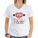 Red Heart Hair Terms Shirt