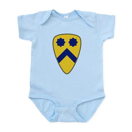 Buffalo Soldiers Infant Bodysuit