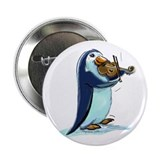 "pEnGuIn ViOliNiSt 2.25"" Button (100 pack)"