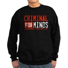 Criminal Minds FBI Sweatshirt