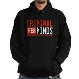 Criminal Minds FBI  Hoodie