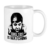 Big Sis Watching Mug