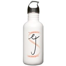Eliza Joe Initials Water Bottle