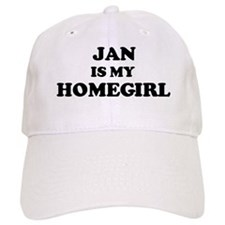 Jan Is My Homegirl Baseball Cap