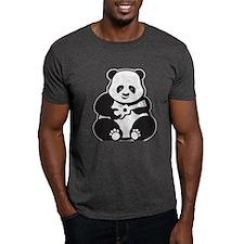 Ukulele Panda Solo T-Shirt