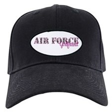 Air Force Zebra Girlfriend Baseball Hat