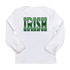 Irish Pride Long Sleeve Infant T-Shirt