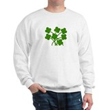 Seven 4-Leaf Clovers Sweatshirt