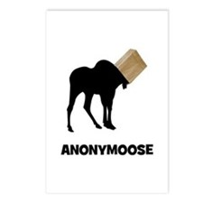 Anonymoose Postcards (Package of 8)