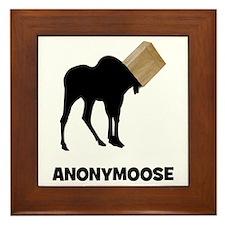 Anonymoose Framed Tile