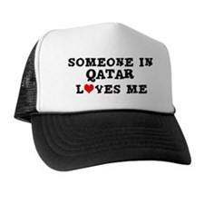 Someone in Qatar Trucker Hat