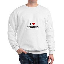 I * Orlando Sweatshirt
