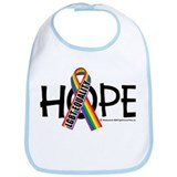 LGBT Equality Hope Bib