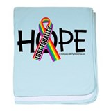 LGBT Equality Hope baby blanket