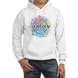 LGBTQIA Lotus Jumper Hoody