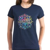 LGBTQIA Lotus Tee