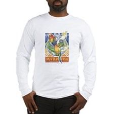 A PArrot's World Long Sleeve T-Shirt