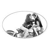 Motorcycle Gals Decal