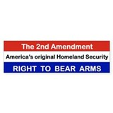 THE 2ND AMENDMENT THE ORIGINAL HOMELAND SECURITY.