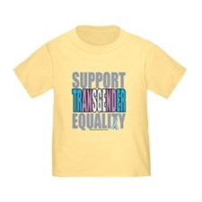 Support Transgender Equality T