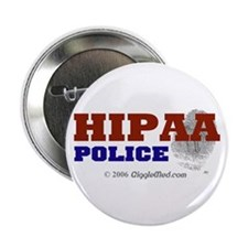 HIPAA Police Button