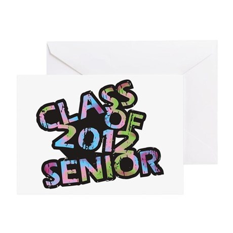 Class of 2012 Senior Greeting Card