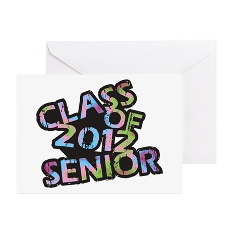 Class of 2012 Senior Greeting Cards (Pk of 10)