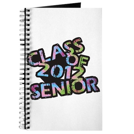 Class of 2012 Senior Journal