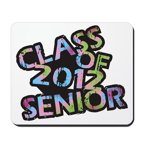 Class of 2012 Senior Mousepad
