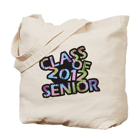 Class of 2012 Senior Tote Bag