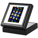 Funny Multi color Keepsake Box