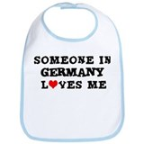 Someone in Germany Bib