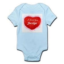 Jocelyn Infant Bodysuit