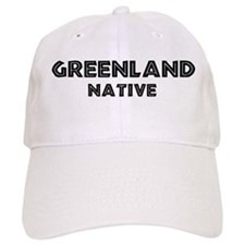 Greenland Native Baseball Cap