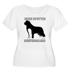 Irish Spotted Newfoundland T-Shirt