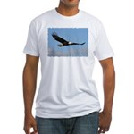 Blue Sky Fitted T-Shirt