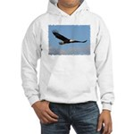 Blue Sky Hooded Sweatshirt