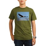 Blue Sky Organic Men's T-Shirt (dark)